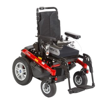 Otto Bock B600 Powered Wheelchair