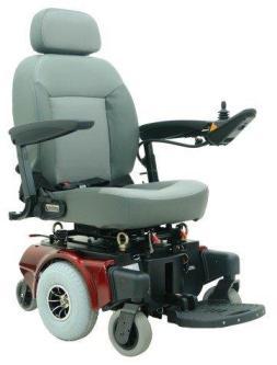 Shoprider Cougar 10 Powered Wheelchair