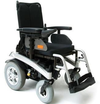 Pride R-40 Fusion Powered Wheelchair