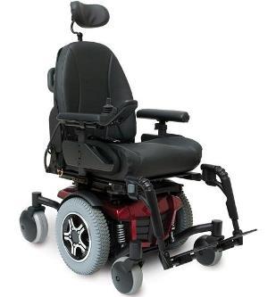 Pride Quantum Q6 Edge Powered Wheelchair