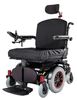 Quickie Xcel 2 Heavy Duty Power Wheelchair