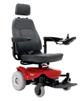 Shoprider Streamer Powered Wheelchair
