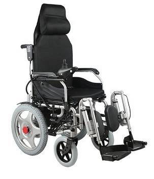 Gilani Powered Wheelchairs With Manual Feature