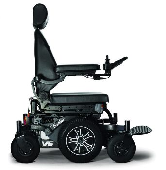 Magic Mobility Frontier V6 Hybrid Power Wheelchair