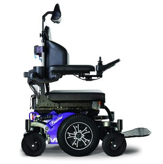 Magic Mobility Frontier V6 Compact 40 Power Wheelchair