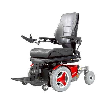 Permobil C300 Corpus 3G Powered Wheelchair