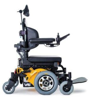 Magic Mobility Frontier V6 Compact 73 Power Wheelchair