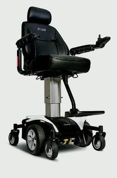 Jazzy Air Powered Wheelchair