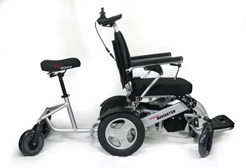 Pearl Power Chair  sc 1 st  Assistive Technology Australia & Pearl Lightweight Foldable Travel Power Chair | Assistive Technology ...