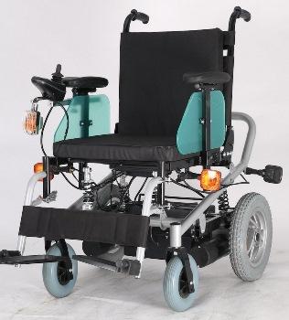 Explorer Electric Wheelchair