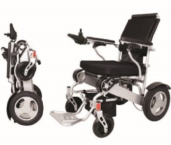 Range of E Traveller Folding Electric Wheelchairs