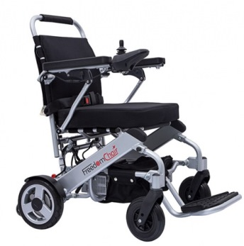 Freedom Range of Folding Powered Wheelchairs