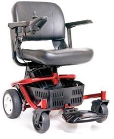 Monarch LiteRider PTC Power Wheelchair