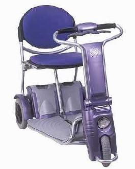 Caddy Three Wheel Scooter