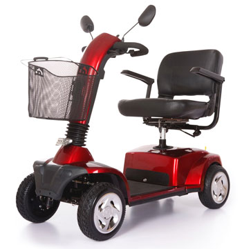 Monarch GC440 Four Wheeled Scooter | Assistive Technology