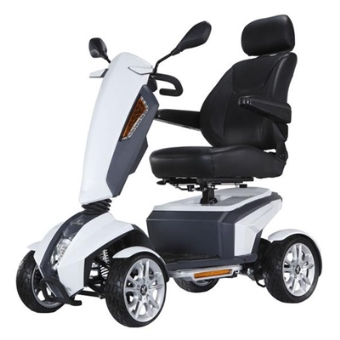 Pride Mobility S17 Cutie Four Wheeled Scooter