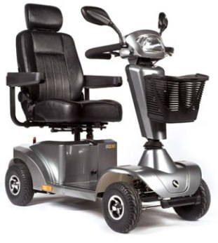 Sterling S400 Four Wheeled Mobility Scooter
