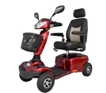 Peak Care Pioneer Four Wheeled Mobility Scooters