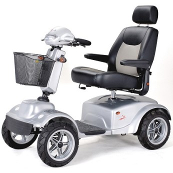 Merits Cross Country All Terrain Electric Scooter S344A