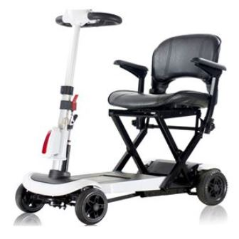 Solax Genie+ Electric Folding Scooter and Lifter