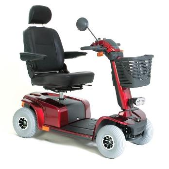 Monarch GC440 Four Wheeled Scooter | Assistive Technology Australia