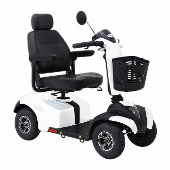Aspire Midi Deluxe Four Wheeled Scooter HS520