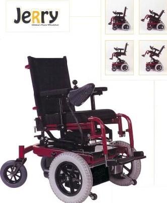 Jerry Childrens Power Wheelchair