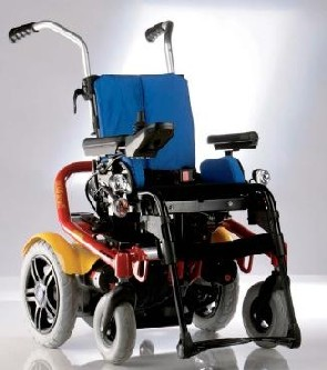 Otto Bock Skippi Power Wheelchair