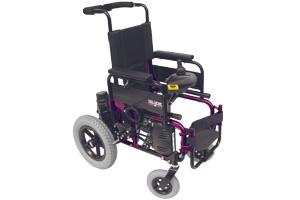 Glide Series 4 Children's Powered Wheelchair