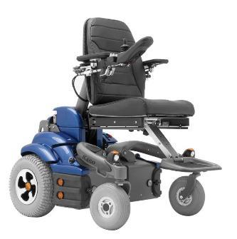 Permobil K450 MX Paediatric Powered Wheelchair