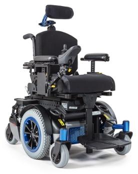Quickie Pulse 5 Power Wheelchair | Assistive Technology Australia