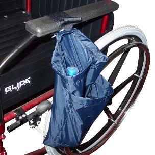 Pelican Wheelchair Side Bag 299