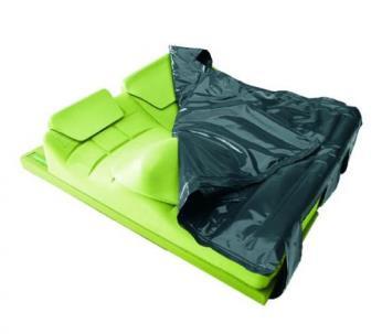 Invacare Flo-Tech Foam Cushions