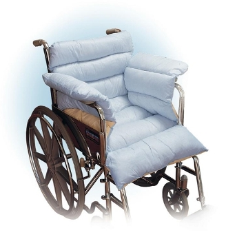 Full Chair Pad on Wheelchair