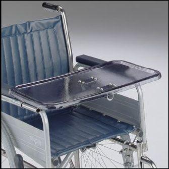 Glide Wheelchair Tray