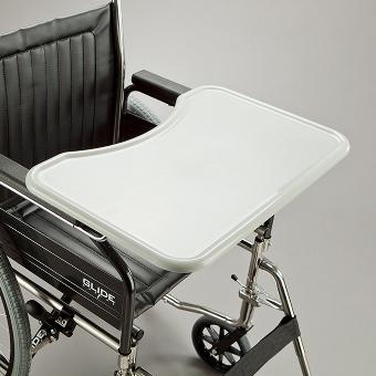 Care Quip Manual Wheelchair Tray