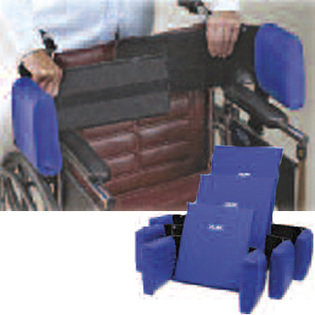 Skil-Care Wheelchair Adjustable Lateral Support