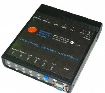 Proximity Sensor Interface