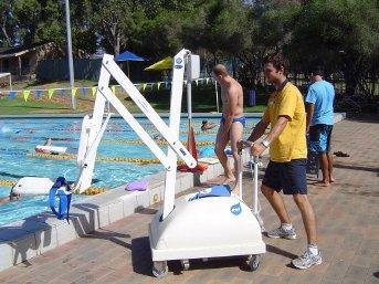 PAL Portable Aquatic Lift