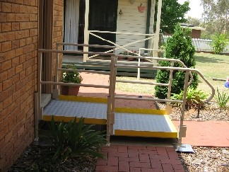 Modular Platform Steps