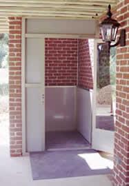 Garaventa Genesis Vertical Platform Lift