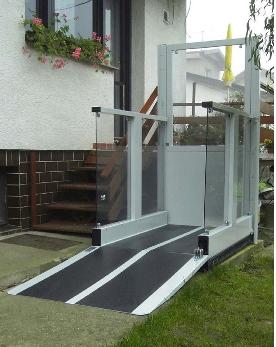 Liftboy 5 Vertical Lifting Platform