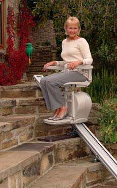 Outdoor Seated Model