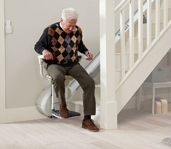 Levant Range of Straight Stairlifts