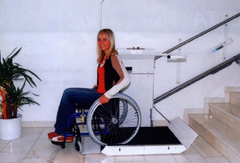 Delta Wheelchair Platform Stair Lift