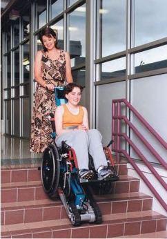 Garaventa Stair-Trac Portable Stair Climber