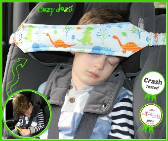 Cozy Dozee Car Head Support