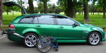 Abiloader Wheelchair Loader