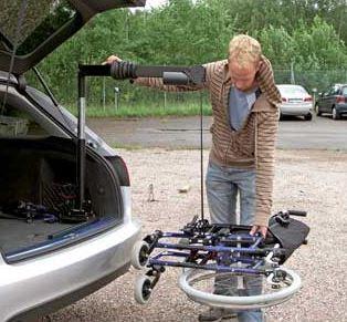 Carolift 40 Wheelchair Lifter
