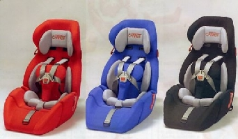 Medifab Carrot Car Seat